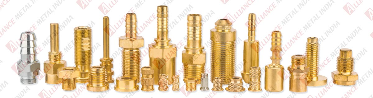 Brass Automotive Component