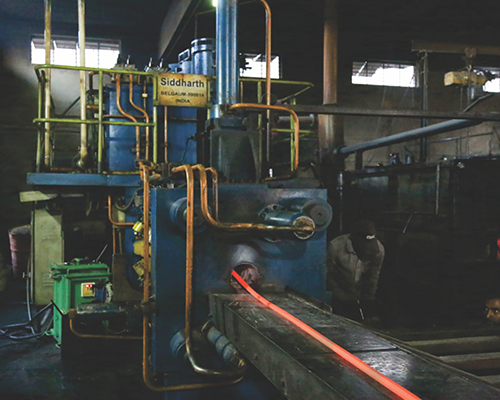 Brass Extrusion Plant