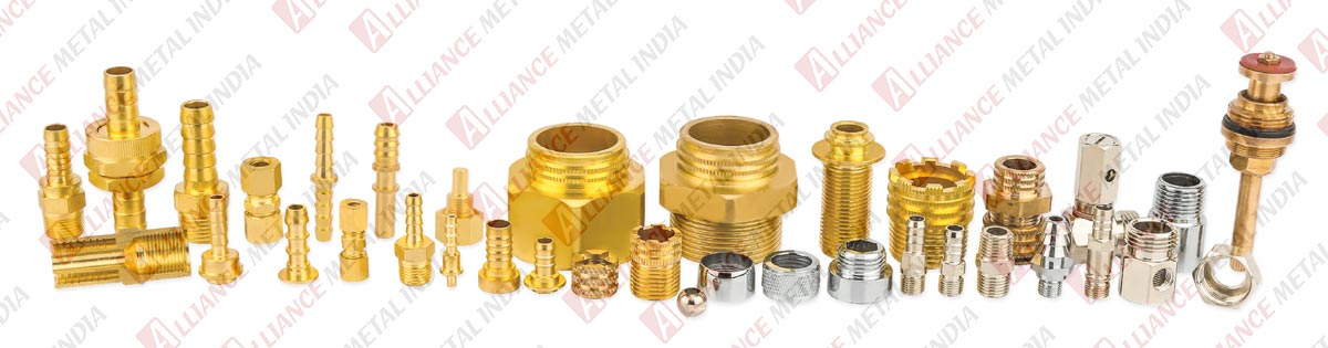 Brass Plumbing Hose Fittings Coupling